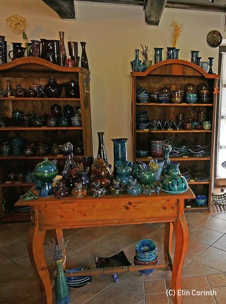 Keramik von Éva Szurdi