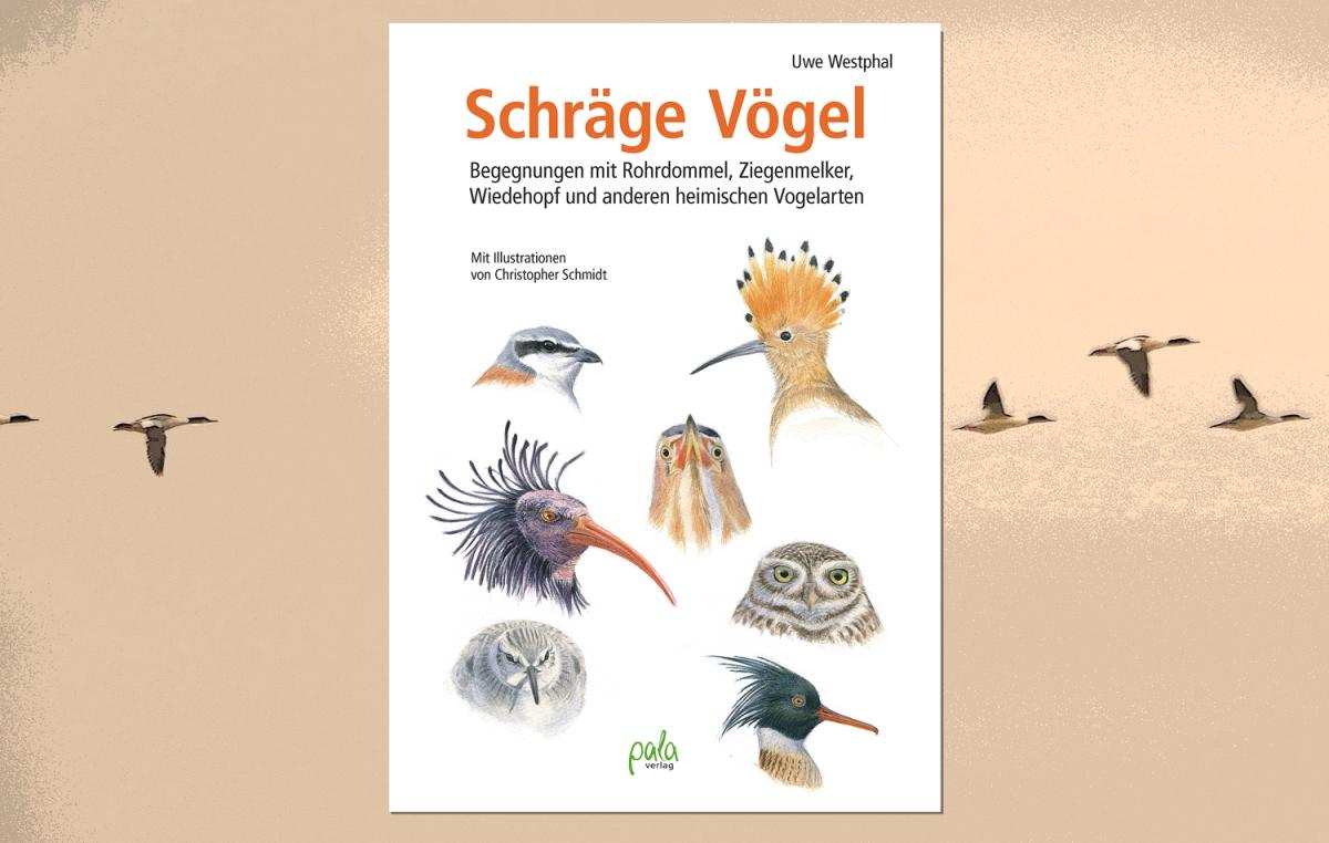 """""""Schräge Vögel"""" von Uwe Westphal"""