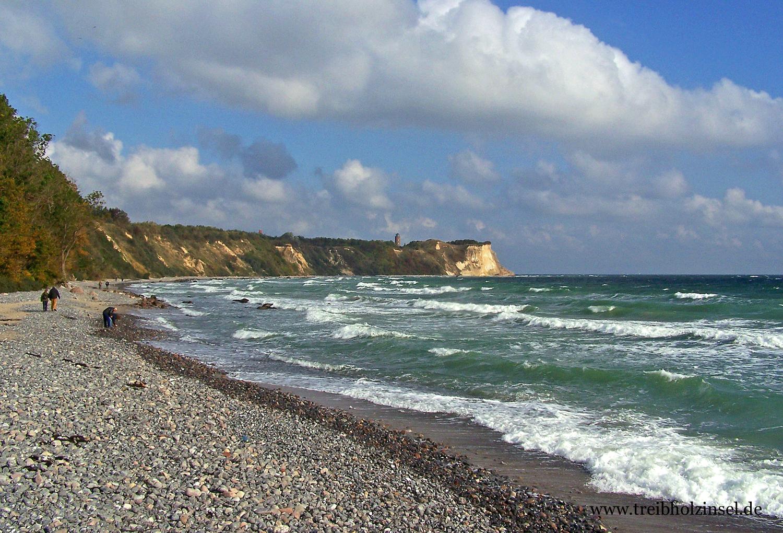 steilküste zwischen vitt und arkona